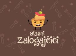 Slasni Zalogajcici - Logo Dizajn Sabac