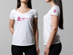 ana Popovic Fitness - web dizajn - logo dizajn - sabac